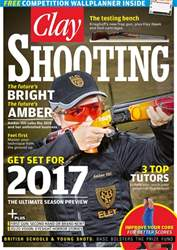 Clay Shooting issue March 2017
