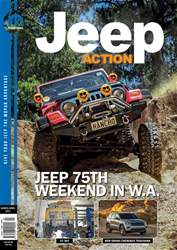 Jeep Action issue March/April 2017