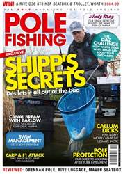 Pole Fishing issue April 2017