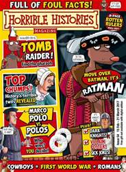 Horrible Histories issue Issue 54