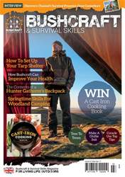 Bushcraft & Survival Skills Magazine issue Issue 67