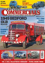 Heritage Commercials Magazine issue March 2017