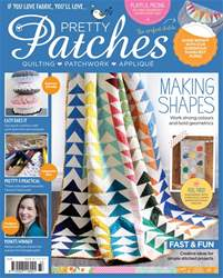 Pretty Patches Magazine issue Issue 33