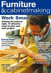 Furniture & Cabinetmaking issue March 2017