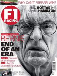 F1 Racing issue March 2017