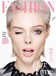 Fashion Magazine issue April 2017