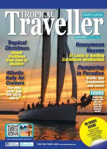 Tropical Traveller issue December 2011