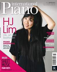International Piano issue Jan-Feb 2012