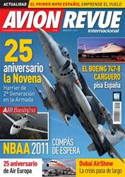Avion Revue Internacional España issue Número 355