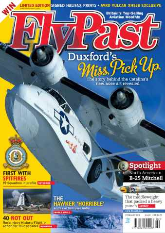 FlyPast issue February 2012