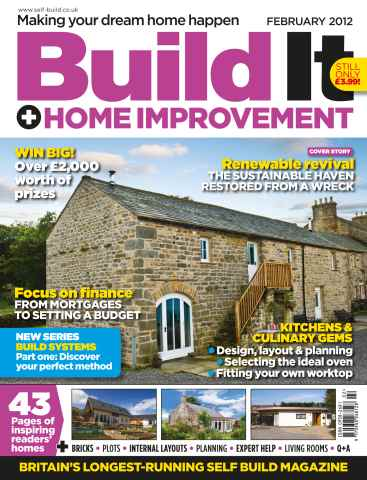 Build It issue February 2012