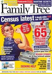Family Tree issue Family Tree January 2012