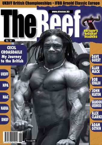 The Beef Magazine issue Issue 61