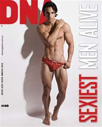 DNA Magazine issue #140 – Sexiest Men Alive