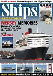 Ships Monthly issue Ships Monthly February 2012