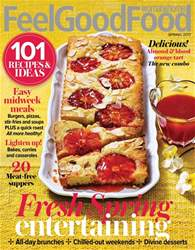 Woman & Home Feel Good Food issue Spring 2017