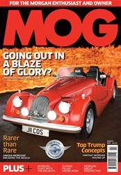 MOG Magazine issue Issue 60 - March 2017