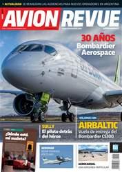 Avion Revue Internacional Latino issue Número 205