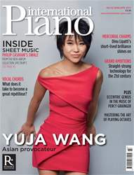 International Piano issue March - April 2017