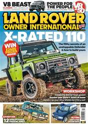 Land Rover Owner issue April 2017