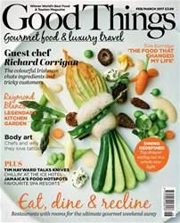 Good Things Magazine issue Feb/Mar 2017