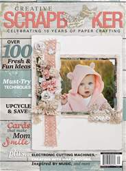 Creative Scrapbooker issue Spring 2017
