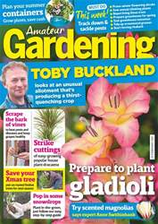 Amateur Gardening issue 25th February 2017