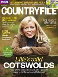 Countryfile Magazine issue March 2017