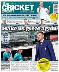 The Cricket Paper issue 17th February 2017