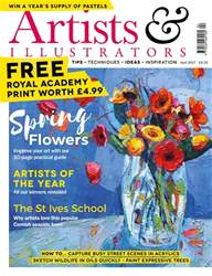 Artist & Illustrators issue apr17