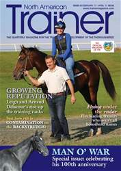 North American Trainer Magazine - horse racing issue February 2017-April 2017 - Issue 43