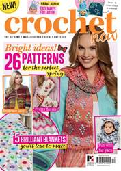 Crochet Now Magazine issue Issue 12
