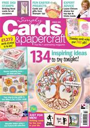 Simply Cards & Papercraft issue Issue 160