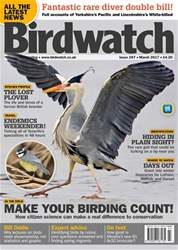 Birdwatch Magazine issue March 2017