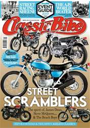 Classic Bike issue March 2017