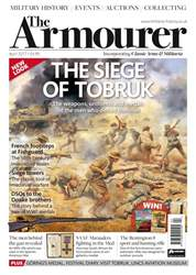 The Armourer issue The Armourer