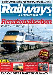 Railways Illustrated issue   April 2017