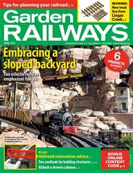 Garden Railways issue April 2017