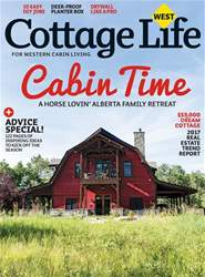 Cottage Life West issue Spring 2017