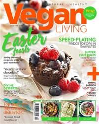 Vegan Living issue April 2017