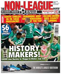 The Non-League Football Paper issue 19th February 2017