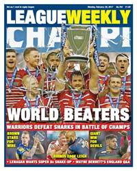 League Weekly issue 762