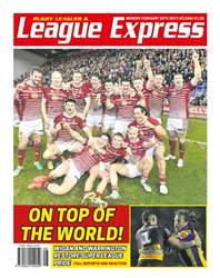 League Express issue 3058