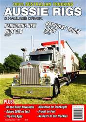 Aussie Rigs and Haulage Driver issue Issue 7