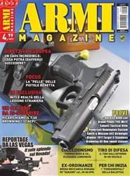ARMI MAGAZINE issue Marzo 2017