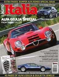 AutoItalia Magazine issue Auto Italia Issue 254