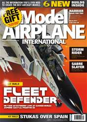 Model Airplane International issue 140 March 2017
