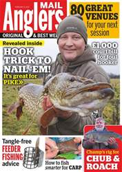 Anglers Mail issue 21st February 2017