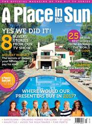 A Place in the Sun Magazine issue Spring 2017