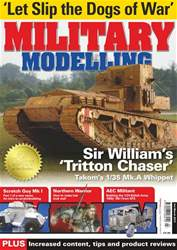 Military Modelling Magazine issue Vol47 No3